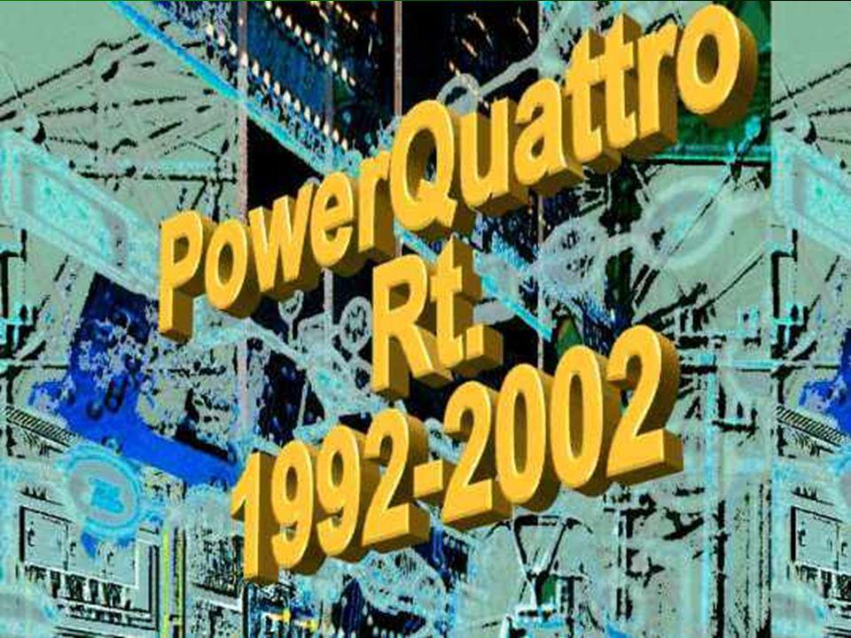 2 Szünetmentes Hírközlési Áramellátó Rendszer PowerQuattro Rt. 1161. Budapest, János utca 175.