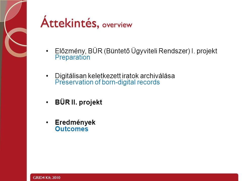 GRID4 Kft.2010 BÜRke segédprogrammal adatbázisba töltés.