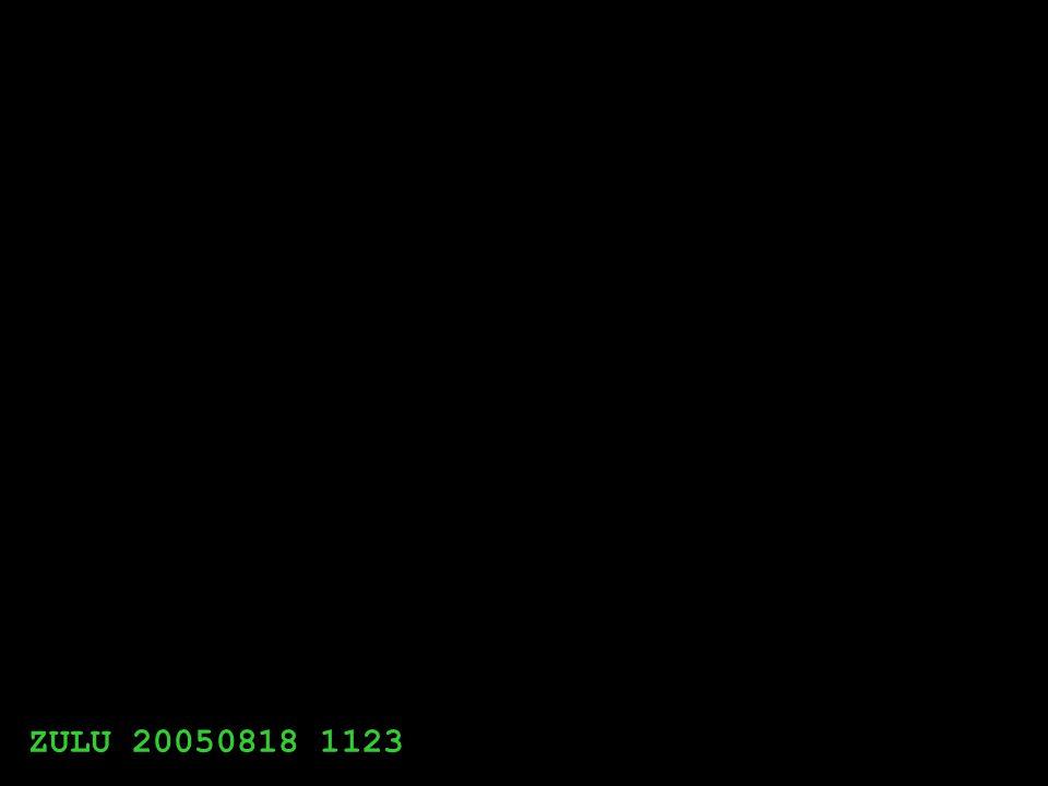 ZULU 20050818 1123