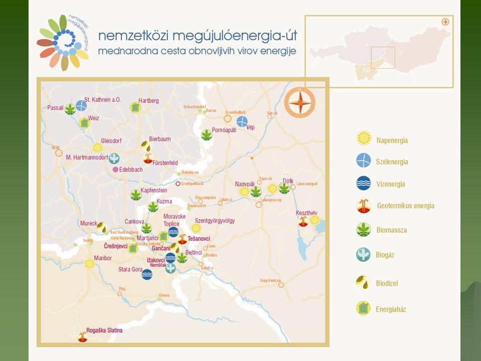 A projekt sokszorozó hatása  A Dunántúli Tájközpont a nyugat- Dunántúli Régión belül és azon kívül is fejlődik, terjeszkedik.