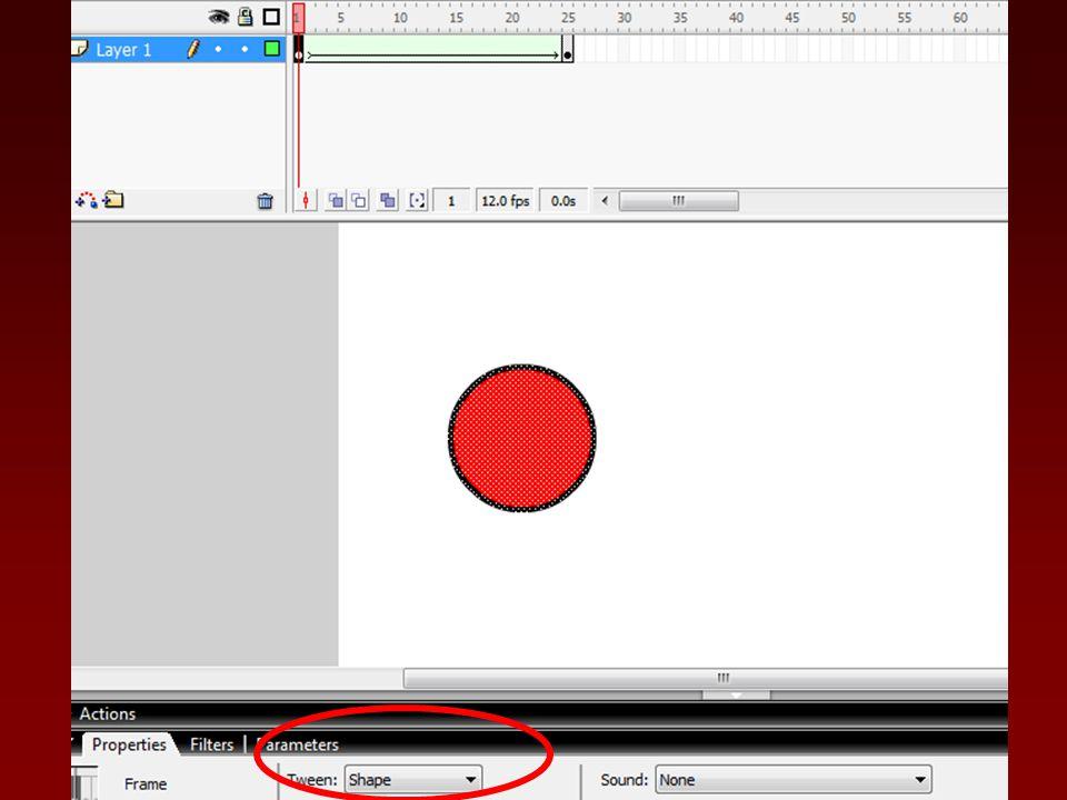 A Zöld gomb szkriptje on(press){ _root.klip.loadMovie( zold.swf ) }