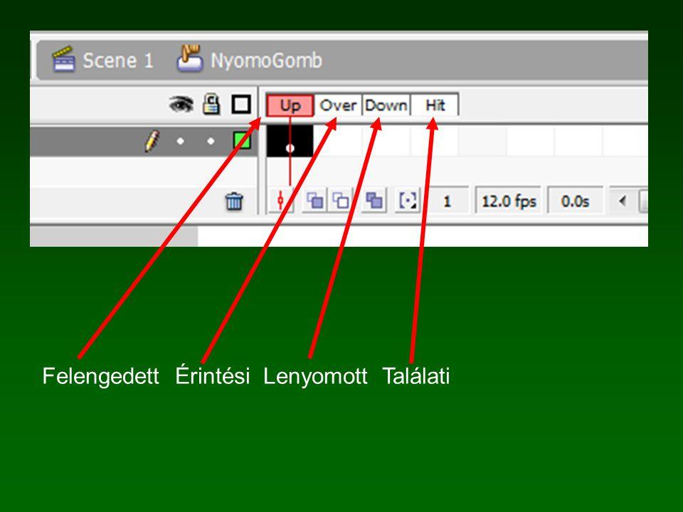 Options Insert Target Path (Elérési út beszúrása) : –Egy adott objektumot címezhetünk meg Check Syntax (Nyelvtan ellenőrzése) : –Megnézhetjük, hogy a kódunk szintaktikailag hibátlen-e.