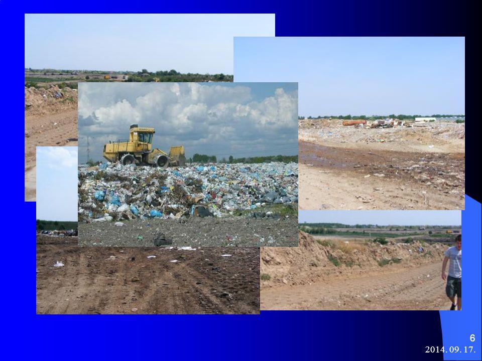 2014. 09. 17. 6 A hulladékhegyeken