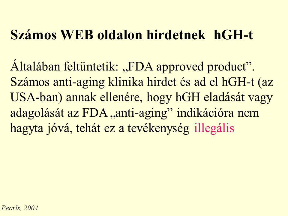 Humán GH/IGF-I rendszer és betegségek I.