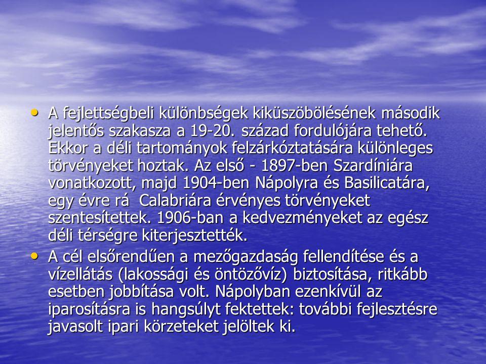 A leglényegesebb intézkedések egyike az 1950-ben végrehajtott földreform volt.