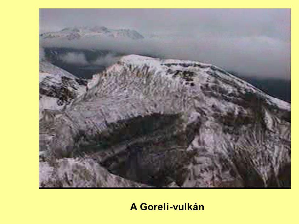 A Goreli-vulkán