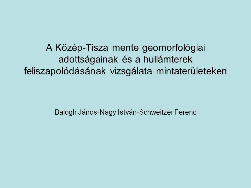 Tisza vízgyüjtőjén bekövetkezett árvízhullámok és vízszennyezések Csapadékos időszakokban megnőtt a belvizek és a talajvízszint Árvizek a Tiszán (2000.