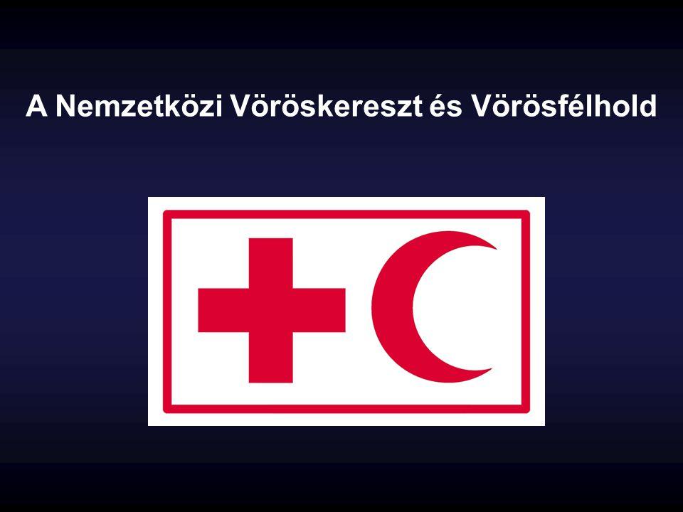 A Nemzetközi Vöröskereszt és Vörösfélhold