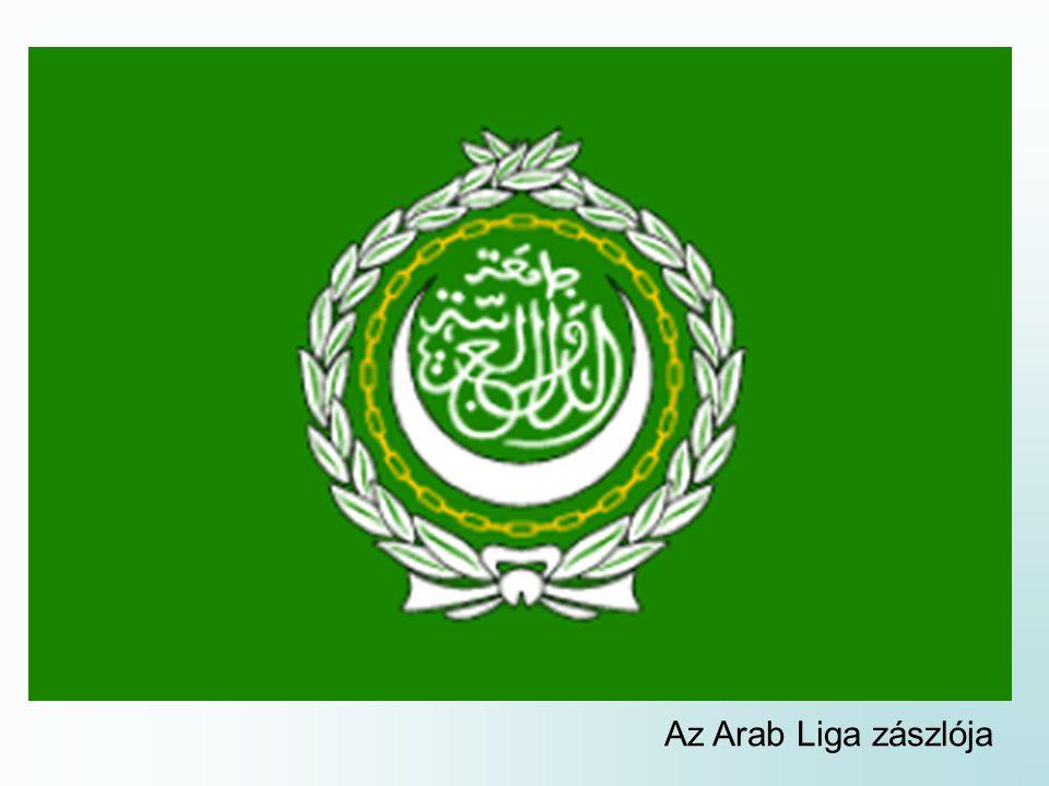 Az Arab Liga zászlója
