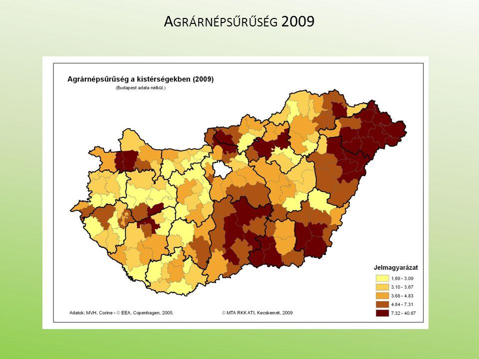 A GRÁRNÉPSŰRŰSÉG 2009