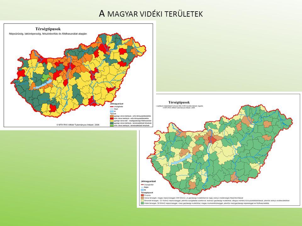B ÁCS -K ISKUN MEGYE MEZŐGAZDASÁGA 1990 UTÁN A terület agrárfejlődése eltért az ország többi területétől.