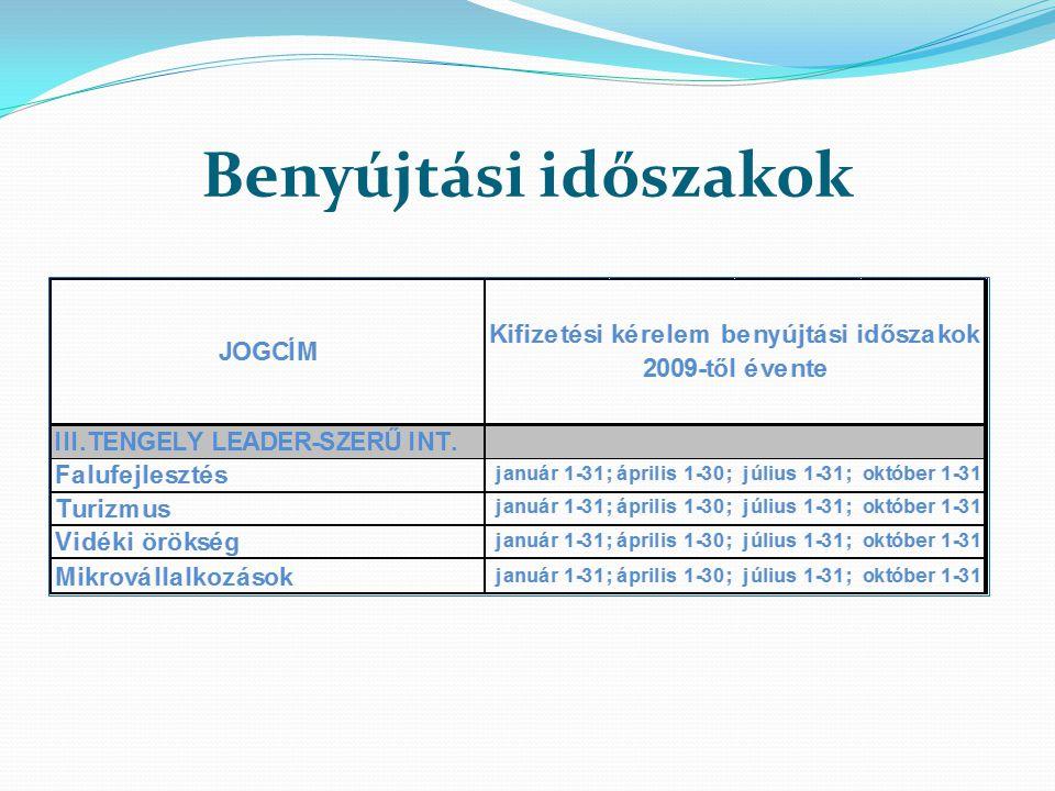 A beruházás megkezdése A megvalósuló fejlesztések a 23/2007 (IV.