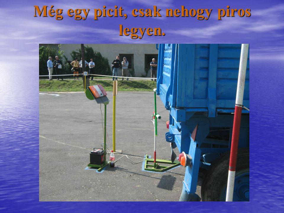 Összegzés A Bács – Kiskun megyei Bereczkis versenyzők országos szinten is megmutatták mit tudnak a szakmában.