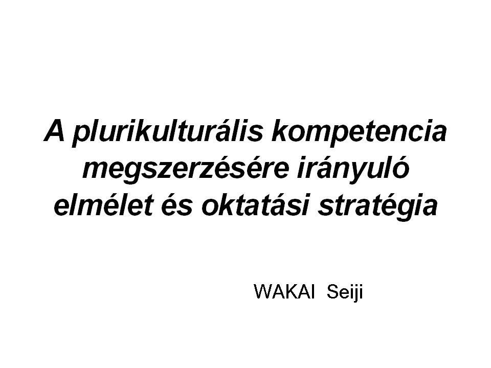 Az idegennyelv-tanulással egszerzett plurikulturális kompetencia elősegíti az etnocentrizmus leküzdését.