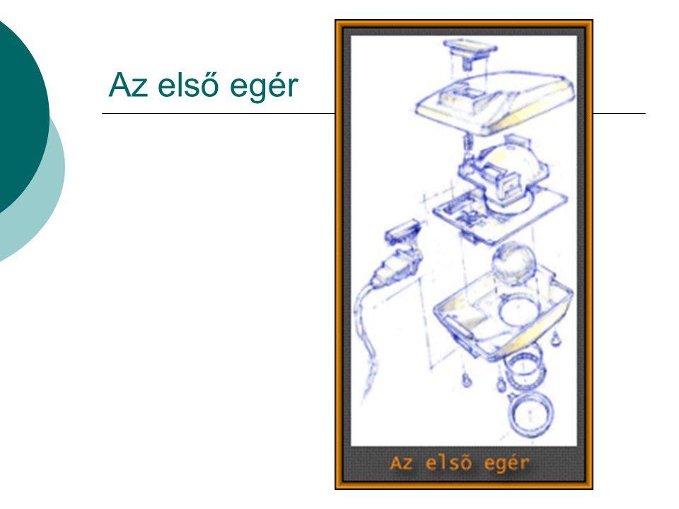 Funkciója  Pozícionáló eszköz  Beviteli periféria  Jellemzői Érzékenység (dpi)