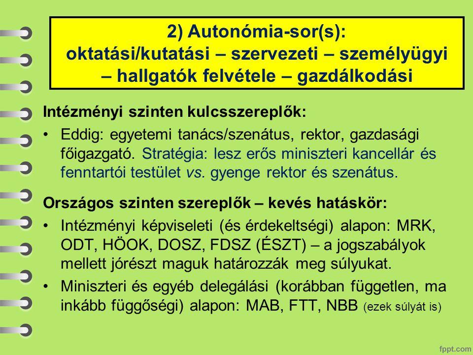Az autonómia (~önkormányzat) negyedszázada 1993.Ftv: 65.