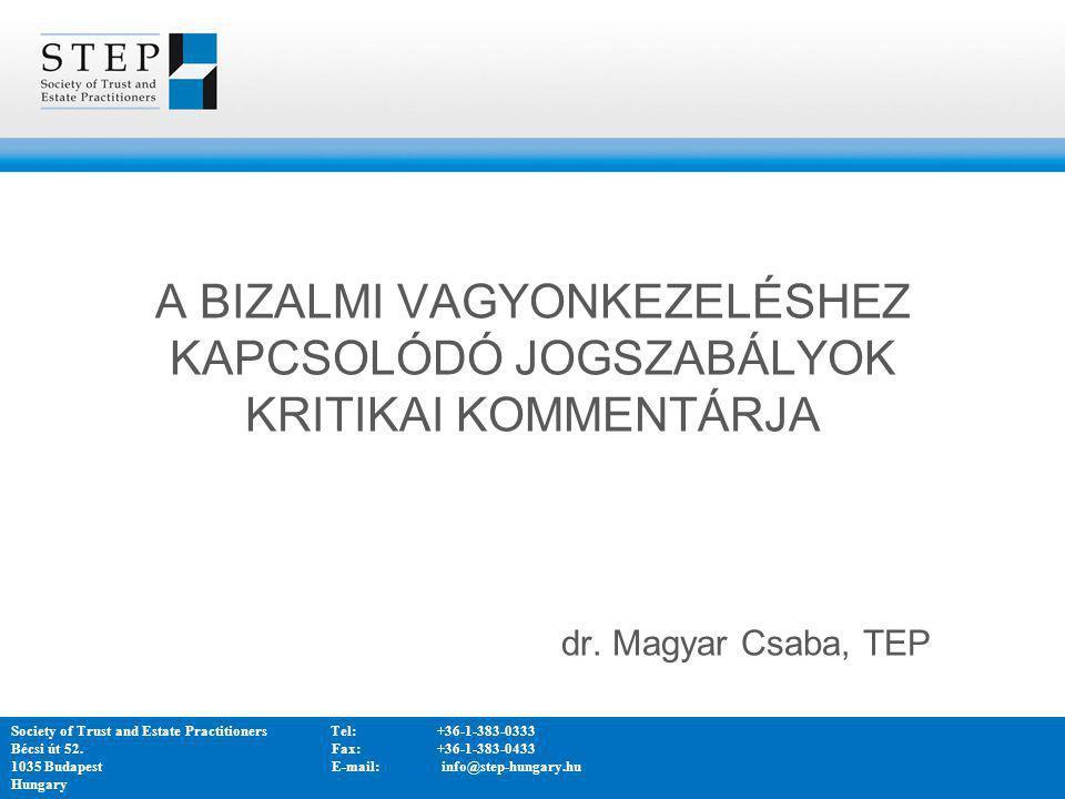 TÚL A PTK.SZABÁLYAIN … 2014. évi XV. tv.