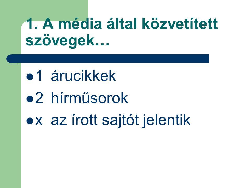12.Véleményed szerint honnét szerzik az újságírók a legtöbb információt.