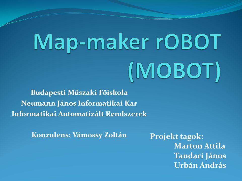 Tartalom A projekt célja Projekt kutatási területe Tervezett megvalósítás 2008.12.08.