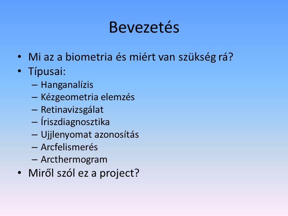 Mik a biometria előnyei.