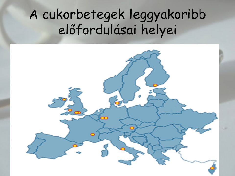 Magyarországon 5-600 ezer cukorbeteget tartanak számon, amelyből 40-60 ezer 1- es típusú, közülük 2600-an 14 éven aluli gyermek.