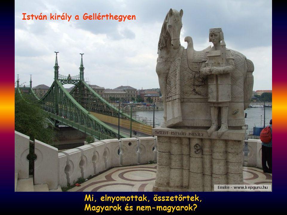 Mikor fogunk már összefogni Mikor mondunk már egy nagyot, Keszthelyi kastély
