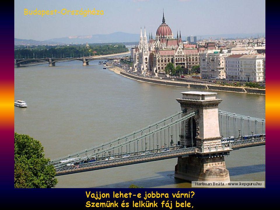 Vajjon lehet-e jobbra várni? Szemünk és lelkünk fáj bele, Budapest-Országháza