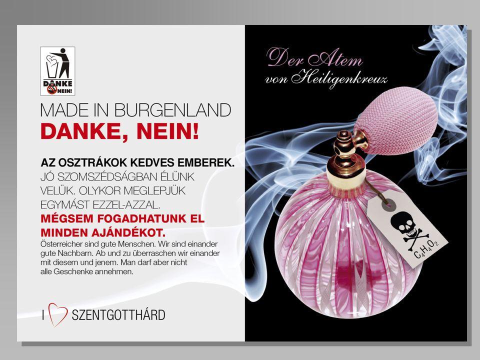 Ha úgy gondolod, nem szép dolog a más kertjébe piszkítani, és szeretnél segíteni a Szentgotthárdiaknak, küldj egy üzenetet az osztrák döntéshozóknak!