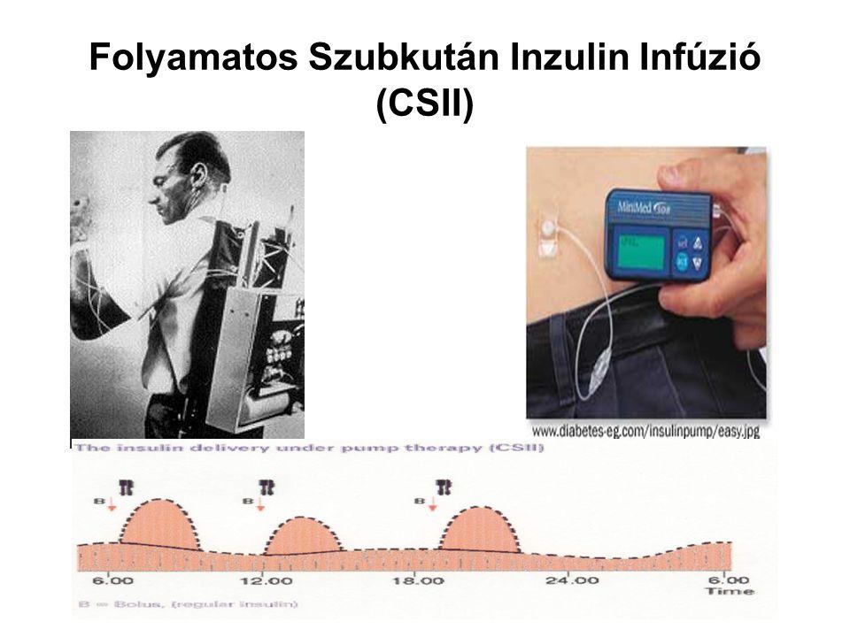 Összefoglalás Az inzulin az 1-es típusú cukorbetegeknél életmentő, a 2-es típusúaknál életminőséget javító szereppel bír.