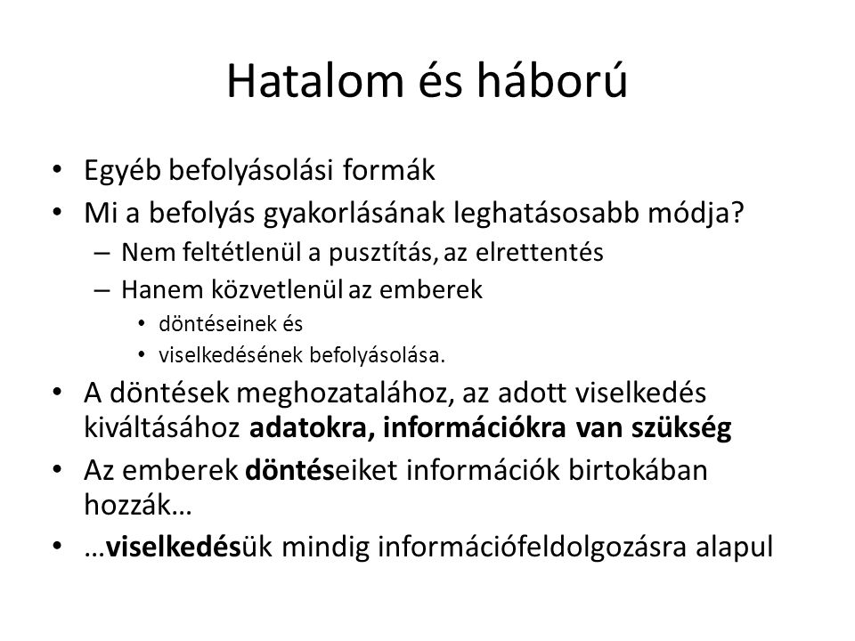 Kritikus információs infrastruktúra védelem (KII) G8 irányelvek: 1.