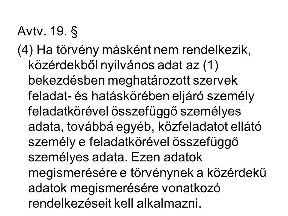 Avtv. 19.