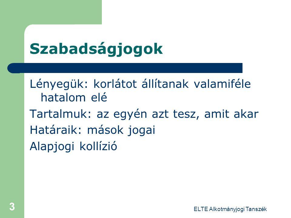 ELTE Alkotmányjogi Tanszék4