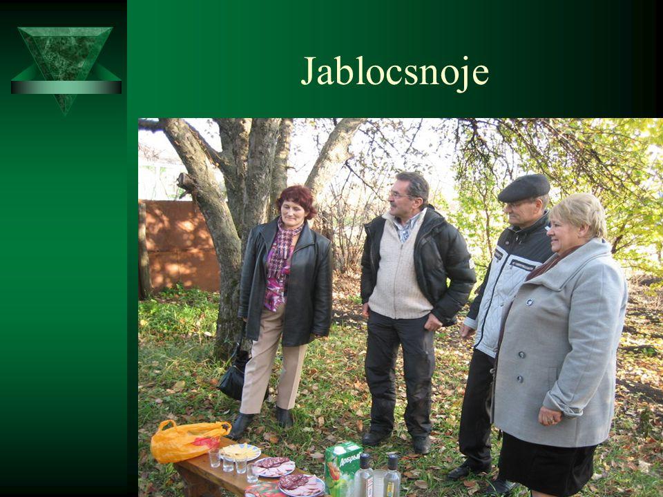 Jablocsnoje
