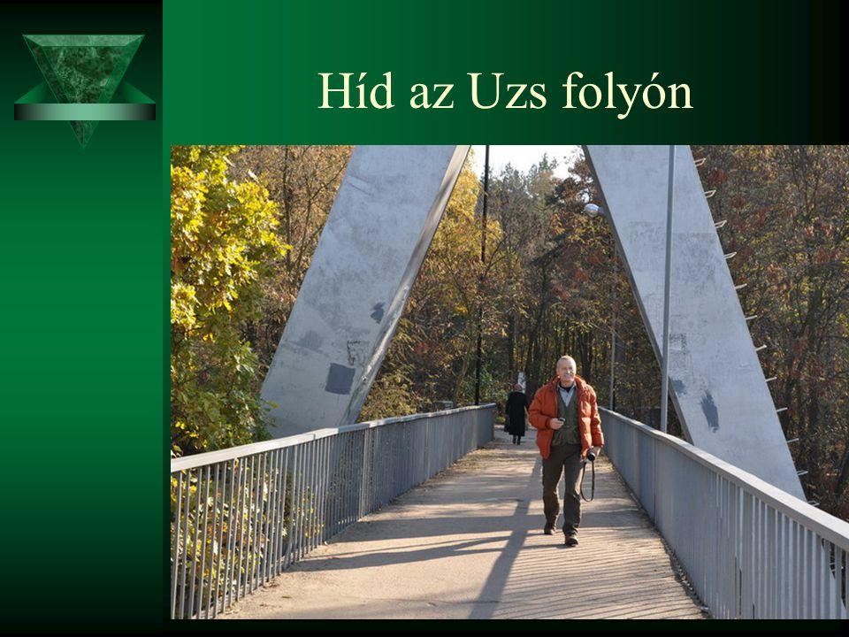 Híd az Uzs folyón