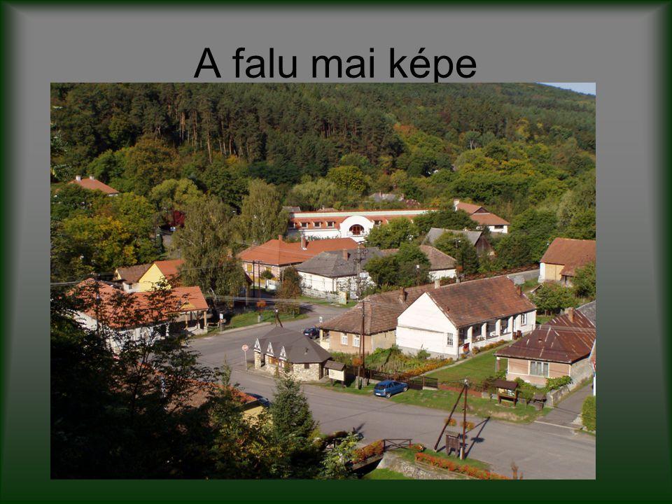 A falu mai képe