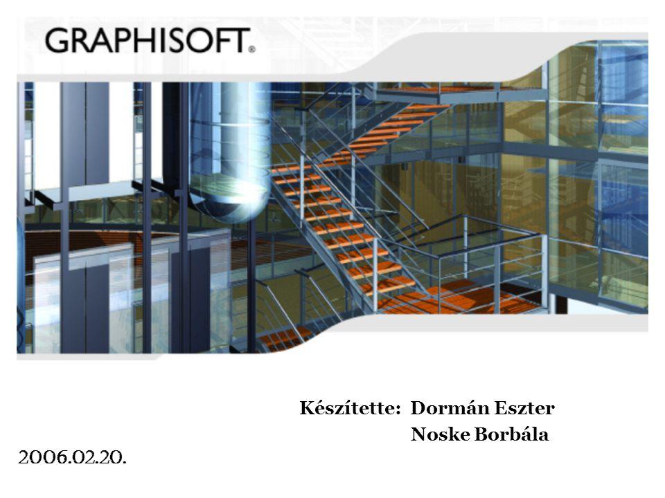 Készítette: Dormán Eszter Noske Borbála 2006.02.20.