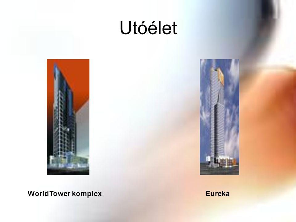 Utóélet WorldTower komplexEureka