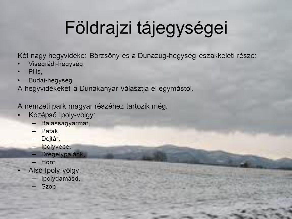 ● Duna-Ipoly Nemzeti Park