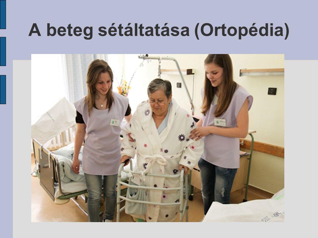 Sétáltatás (Belgyógyászat)