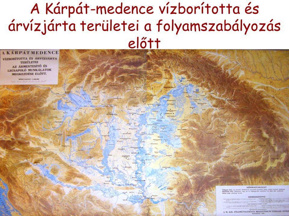 Vén-Duna megkotort felső szakasza
