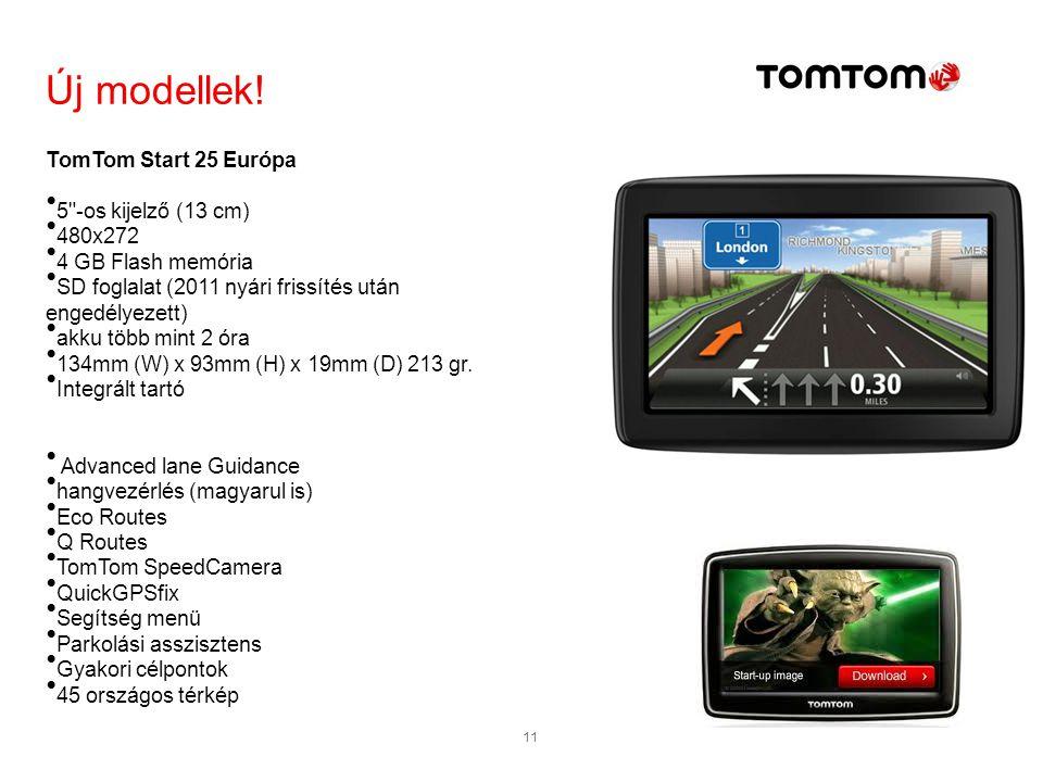 11 TomTom Start 25 Európa 5