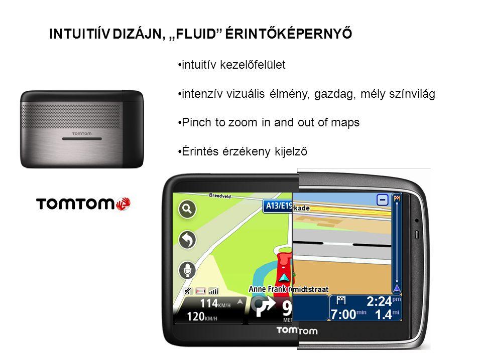 TomTom Speed Cameras Tudd előre, hol vannak sebességmérő kamerák.