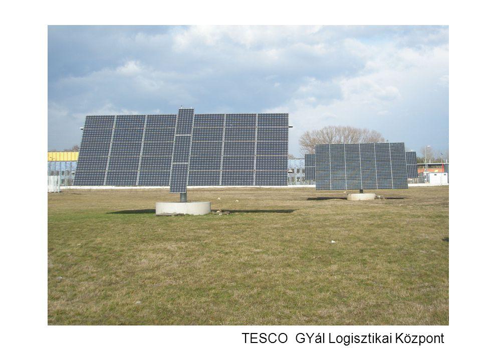 TESCO GYál Logisztikai Központ