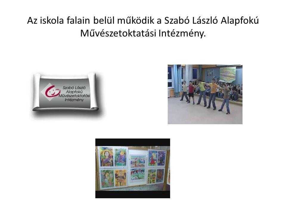 Iskolánk 2010. óta tagja a magyarországi Ökoiskola hálózatnak, 2011.