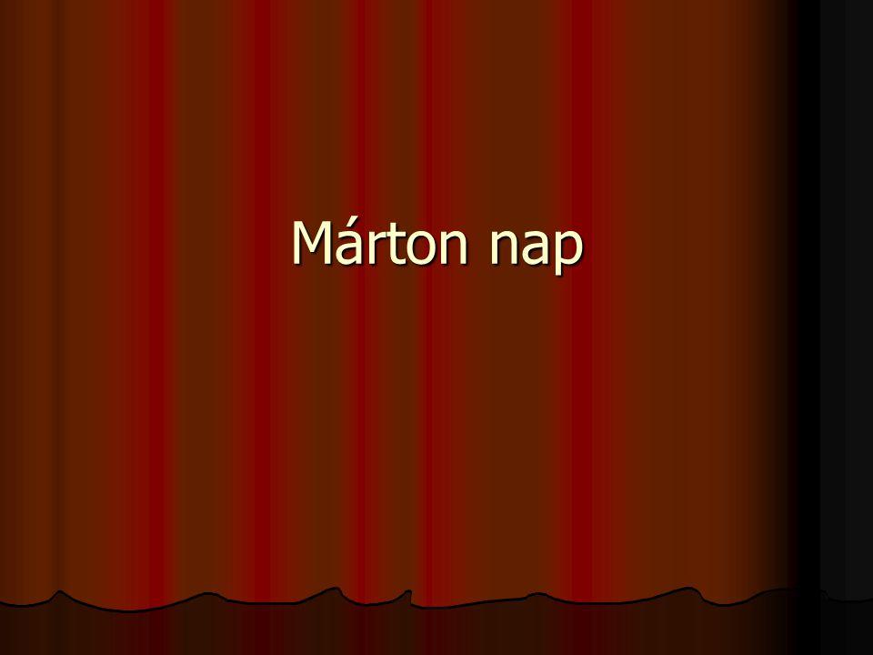 A Márton-nap története A legenda szerint Szent Márton a Római Birodalom Pannónia tartományának Savaria nevű városában (mai Szombathely) látta meg a napvilágot 316-ban vagy 317-ben egy római tribunus (elöljáró) fiaként.