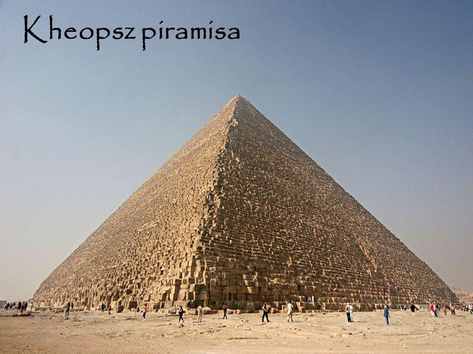 Kheopsz piramisa