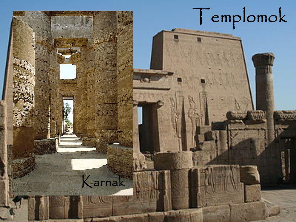 Templomok Karnak