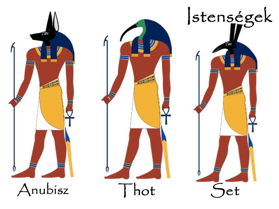 ThotSet Anubisz Istenségek