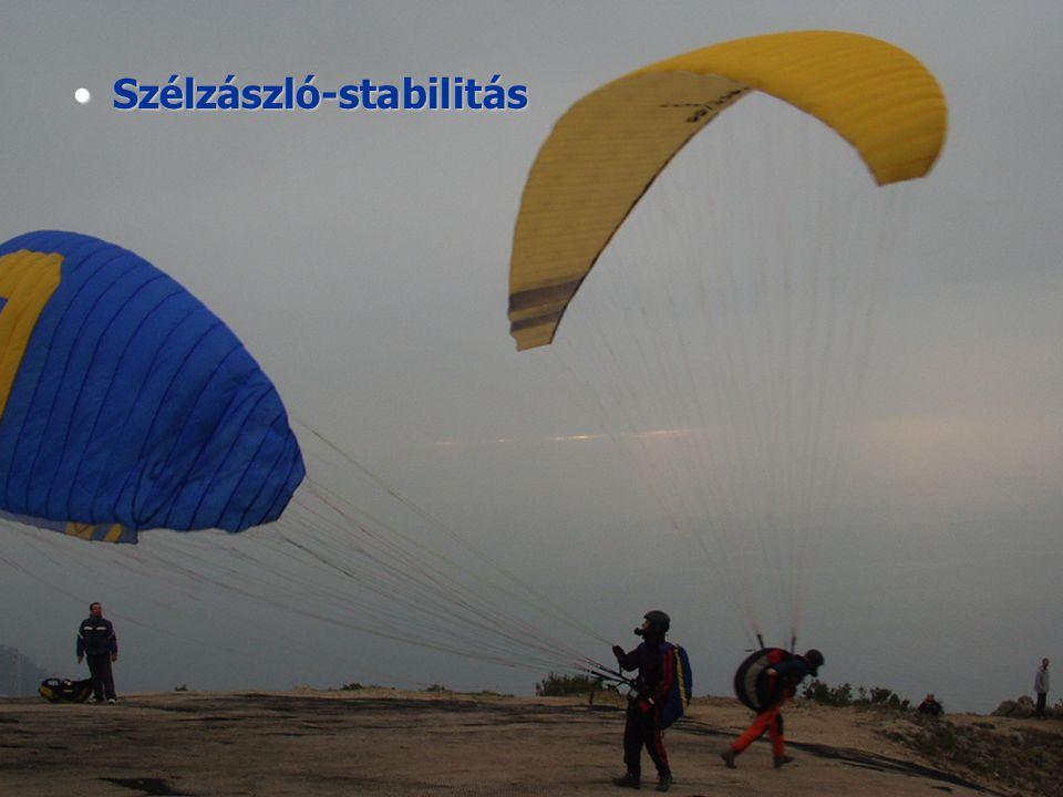 Szélzászló-stabilitásSzélzászló-stabilitás