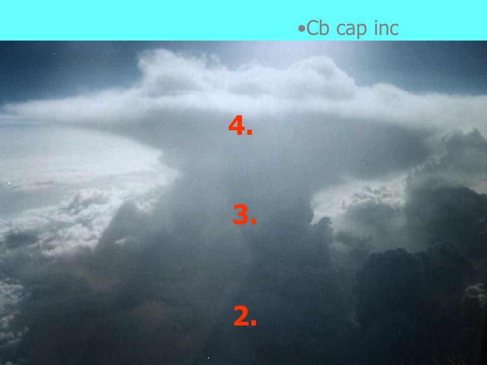 Cb cap inc 2. 3. 4.